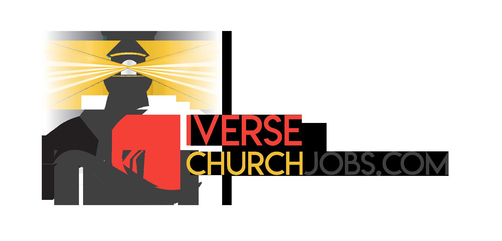 diverse church jobs logo